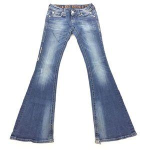 Rock Revival | Sasha Flare Leg Denim Jeans